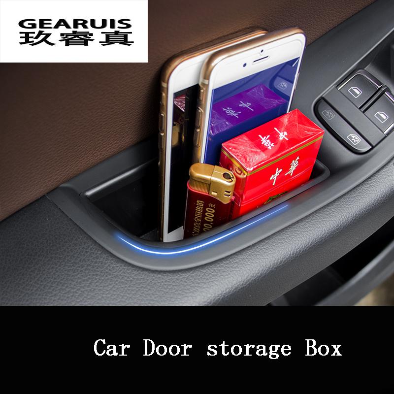 Buy Car Door Handle Storage Box Glove Armrest Mercedes Benz Glk 200 260 300 Accessories Styling