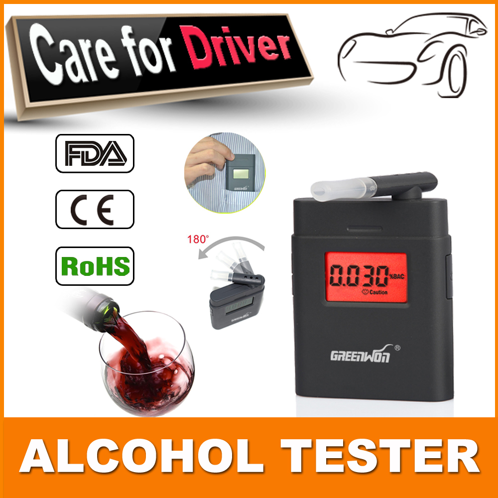 Free Shipping 1PCS Factory Price New design AT-838 Digital Breath Alcohol Tester Gift for Lover and Friend High Quality(China (Mainland))