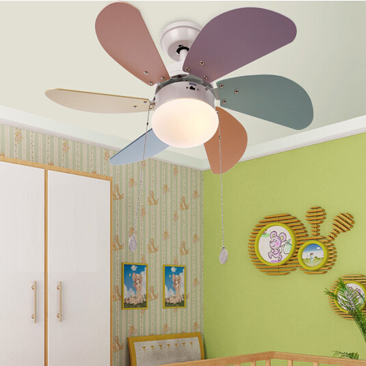 Lovely Kids Ceiling Fan Lights Colours Modern Ceiling Fans