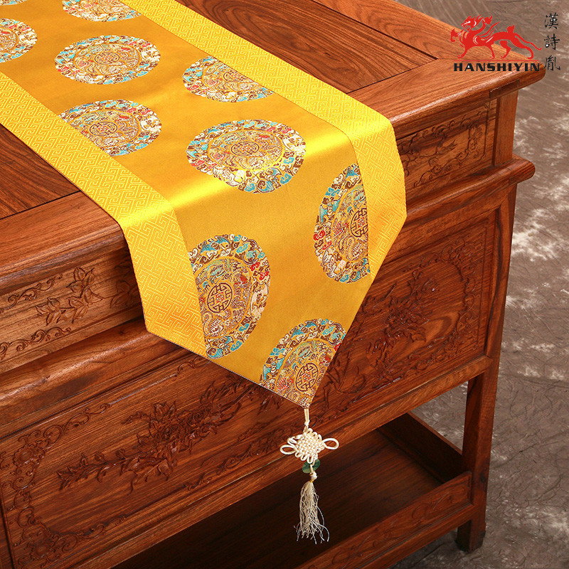 Buy new embroidered chinese style vintage for Asian wedding bed decoration