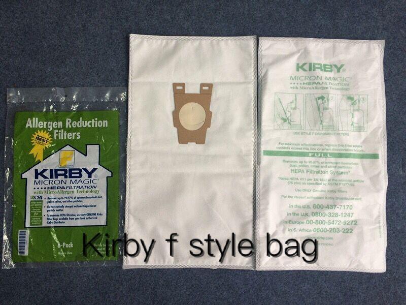 Комплектующие для пылесосов Kirby: 6 Sentria F Hepa