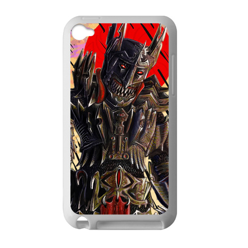 Cell Phone Carrying Case Sauron - The Lord of the Ring Case for iPod Touch 4(China (Mainland))