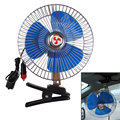 8 Inch 12V Portable Vehicle Auto Car Fan Oscillating Car Auto Cooling Fan High Quality