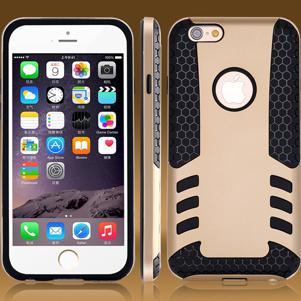 iphone 6 Unique Design Cool Luxury Rocket Armor Case iPhone Plus Back Cover Dual Layer Portable Slim Silicon Shell Bag - Shenzhen SGS Technology Co.,Ltd store