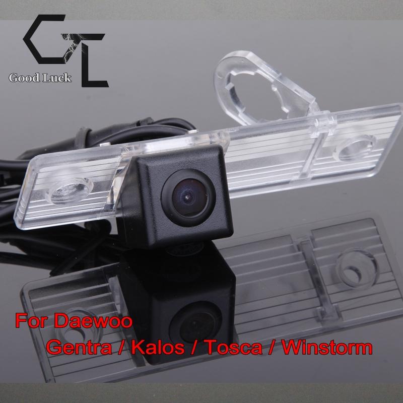 For Daewoo Gentra / Kalos / Tosca / Winstorm wireless Car Parking Camera Rear Camera HD CCD Night Vision Car Reverse Camera(China (Mainland))