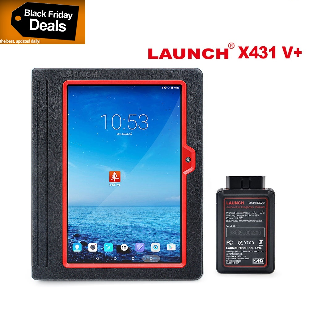 Launch X431 V+ Full Set diagnostic tool diagun scanner Free Update(China (Mainland))