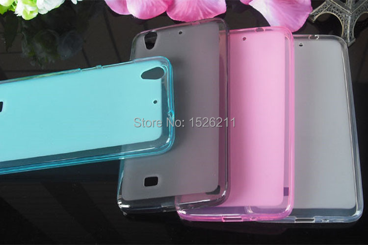 TPU Material Cover Case Huawei G620 Protector - Professional sales of mobile phone parts store