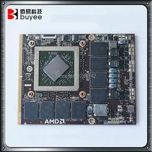 Original For DEL Alienware HD6970M 2GB DRR5 Graphic Cards GPU VGA Video Card Replacement