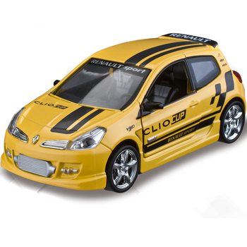 free shipping, Renault clio cup alloy car model acoustooptical toy