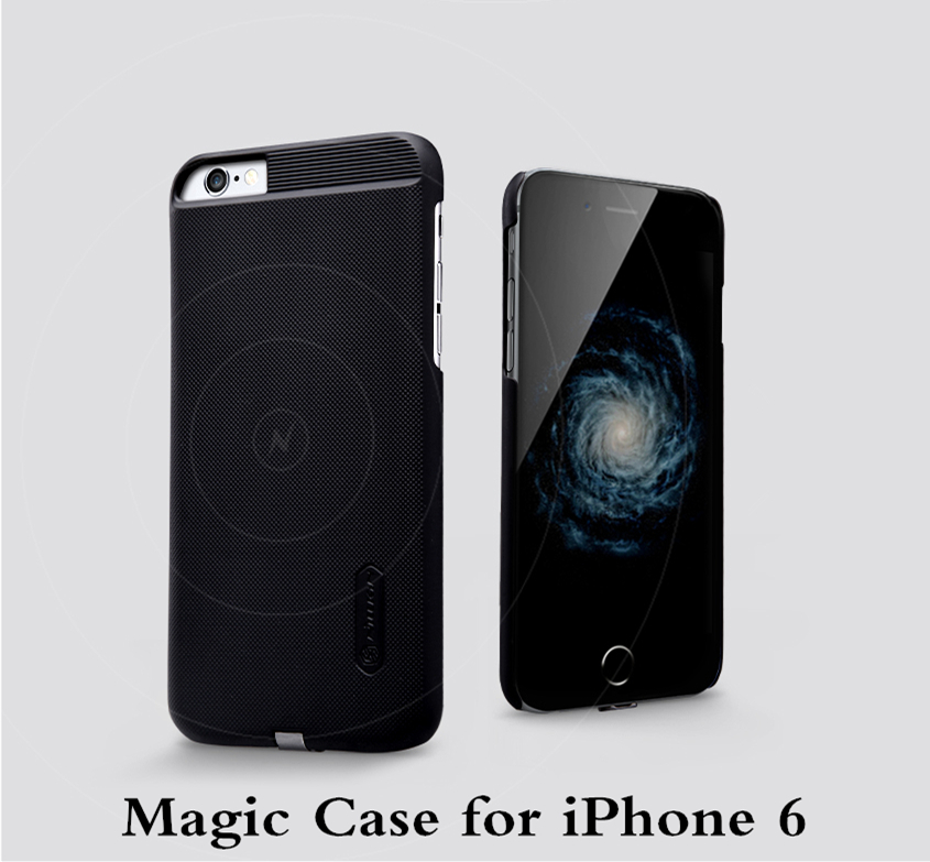 Magic Case for iPhone6 Wireless charging Receiver back