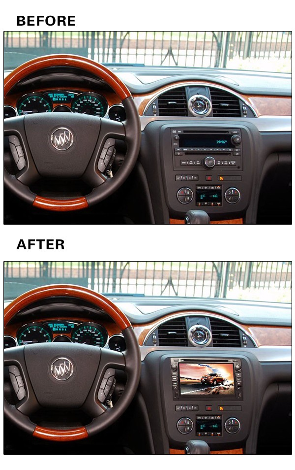 Rom 16 G 1024 * 600 Quad Core Android 4.4.4 FIT Chevrolet Tahoe Chevy Tahoe 2007 2008 2009 -2012 Car dvd player GPS TV 3G radio(China (Mainland))