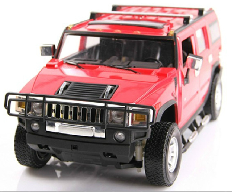 Licensed 1/14 Extra Large Hummer Continental RC Car Remote Control Toys with Package Box(China (Mainland))