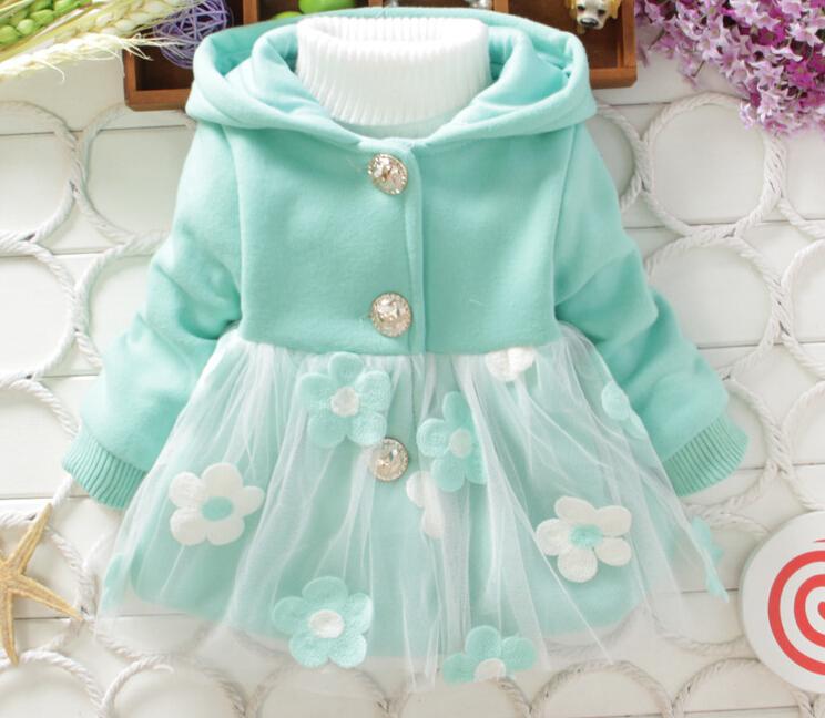 Весенняя одежда для девочки до года