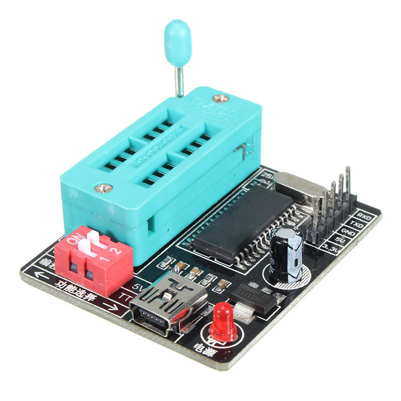 Hot CH341A 24/25 Series SPI Router LCD Flash BIOS USB Programmer USB 24/25 Brand new New Electric Boards Modules(China (Mainland))