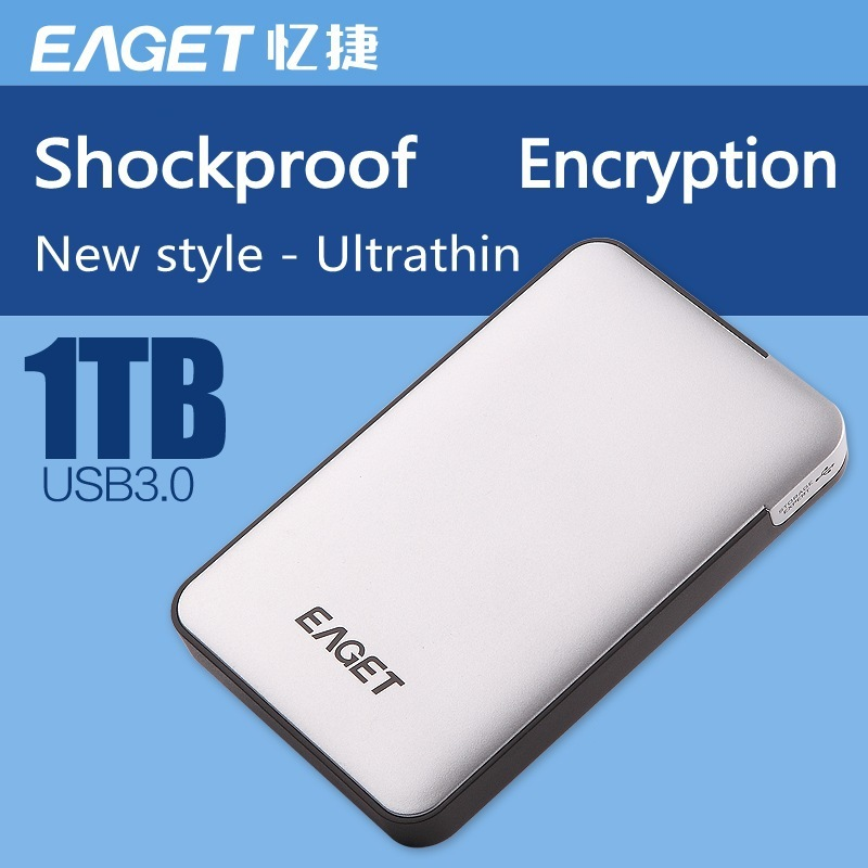 Eaget 1TB External Hard Drives 2015 new Fast-moving USB 3.0 Portable Extern Disco Duro Externo HDD Hard Disk Drive(China (Mainland))