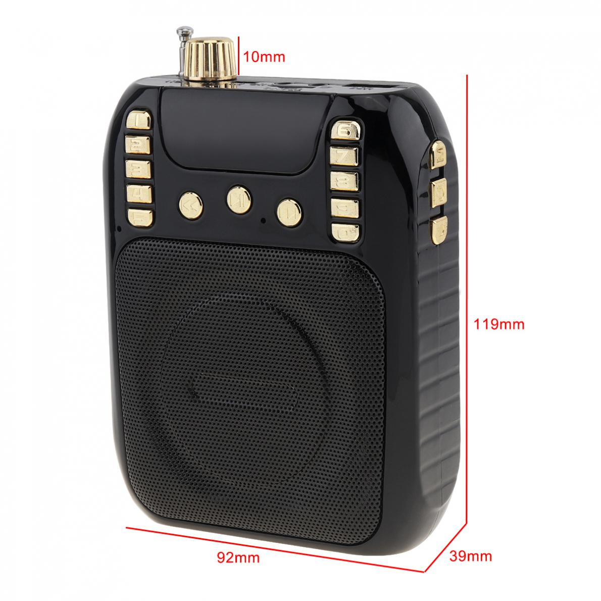 T506 портативное радио мини аудио карта динамик fm с усилением для инструктора 26939-description-2-l2.jpg