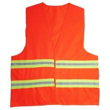 Зеленый orange жилет безопасности с светоотражающими полосами ANSI/ISEA Средний(China)
