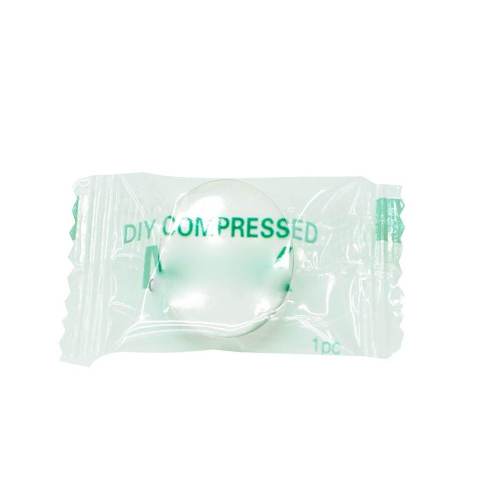 500Pcs Compressed Face Mask Facial Mask Sheet Women DIY Natural Skin Cotton Compressed Facial Mask Skin Care Tools