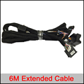 6M Extended line power cable for BMW E46 E39 E53 Series For Benz Series with car