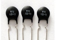 Free Shipping 200pcs NTC 10D-11 thermal resistor thermistor/ thermister