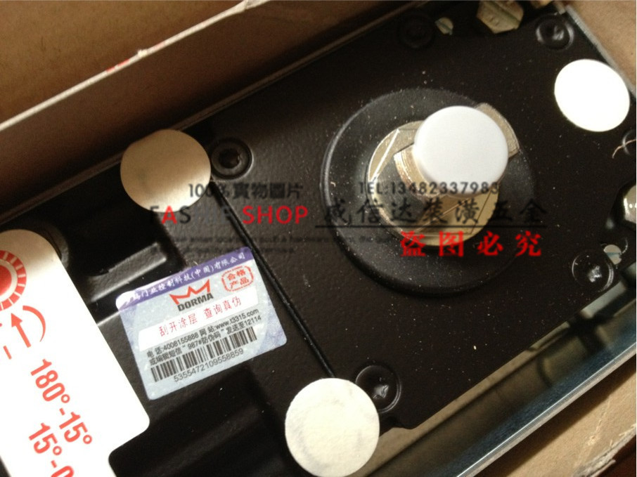 Imported genuine authentic German DORMA DORMA floor spring BTS-75V fake a penalty of one hundred framed door special(China (Mainland))