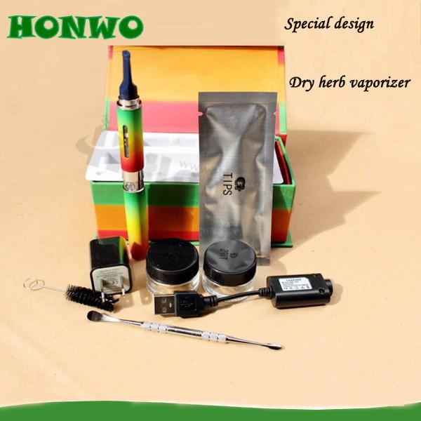 herbal wax vaporizer giftbox