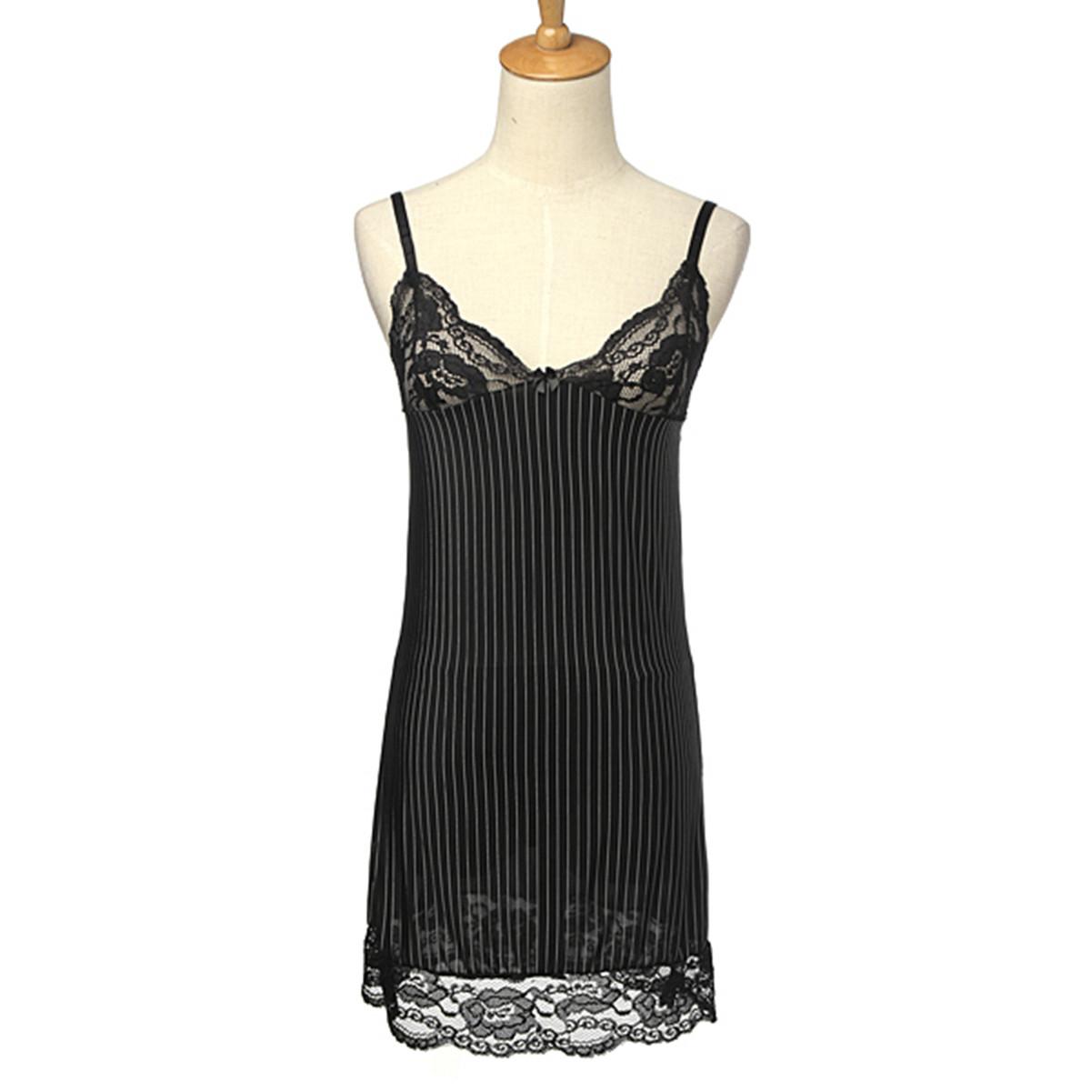 lace lingerie dress - photo #13