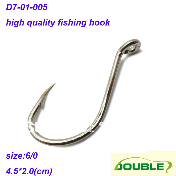 Size 6/0#*100pcs,high quality fishing hook 8299<br><br>Aliexpress