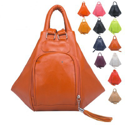 Designer Leather Backpacks For Women | Cg Backpacks