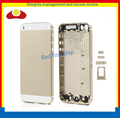 Replacement For IPhone 5s Back Cover Housing Battery Cover Door Cover Grey Gold and Silver