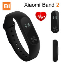 Buy Hot! Original Xiaomi Mi Band 2 Smart Bracelet Wristband Miband 2 Fitness Tracker Android Bracelet Smartband Heart rate Monitor for $22.99 in AliExpress store