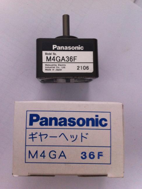 Panasonic Motor Gear Box Gear Head M4ga36f Guaranteed 100 New 100 In Ac Motor From Home