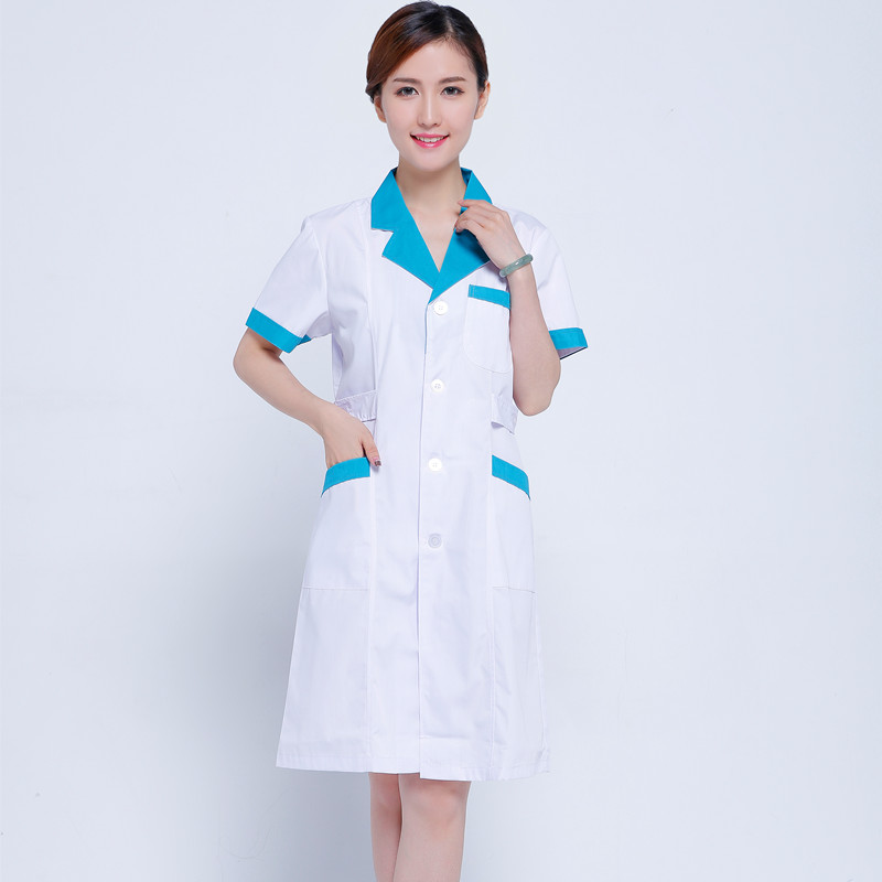 Online buy wholesale medical office uniforms from china for Spa uniform cotton