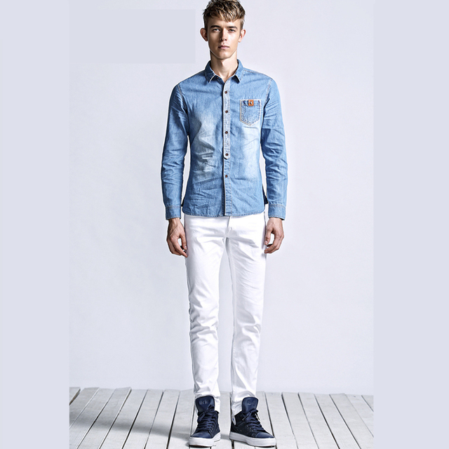 Collection Men White Jeans Fashion Pictures - Fashion Trends and ...