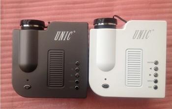 "60"" Mini LED Projector Cinema Theater Support PC Laptop VGA /AV/USB/SD input Free Shipping"