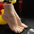 Male adult products full silicone fake sexy female legs real skin texture feet worship Foot Fetish