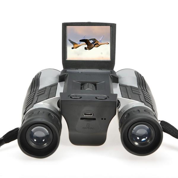 """1080p Full HD 5Mega Pixel Sensor 1000M Binocular Digital Camera Video Camera Web Camera 2"""" Color Screen, 900mah Li-Battery(China (Mainland))"""