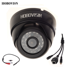 Buy HOBOVISIN ONVIF Wired Audio IP Camera H.264 Network P2P External Audio Pickup 720P/960P/1080P CCTV Indoor Camera for $18.69 in AliExpress store