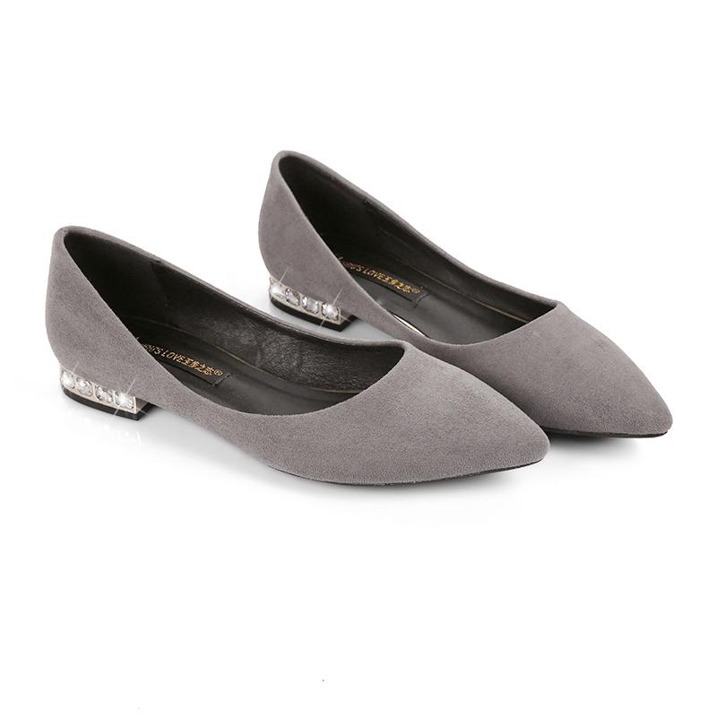 flats shoes brand casual shoes fashion 3cm flats