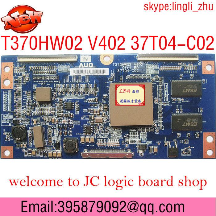 100% New Control Board T370HW02 V402 37T04-C02 Logic board LA37A550P1R , Twice Test Three Months Warranty - The professional logic of JC Technology store