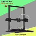Tronxy 2016 X3 newest Upgraded Aluminium Structure High Precision Reprap 3D printer DIY kit E3D series