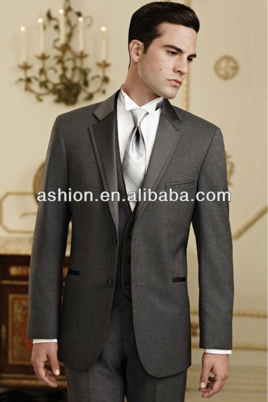 2 pieces MW-123 men slim fit wedding suits party wear designer pakistani dubai - Suzhou Ashion Garment Co., Ltd store