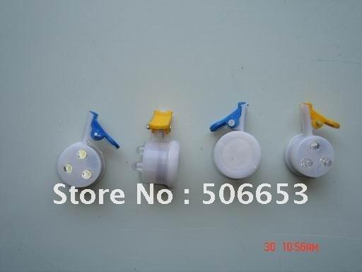 10pcs chinese new kite LED Colorful Light fashion LED free shipping(China (Mainland))