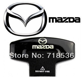 High quality MAZDA 2 3 5 6 cx-5 cx cx9 car Insurance buckle(China (Mainland))