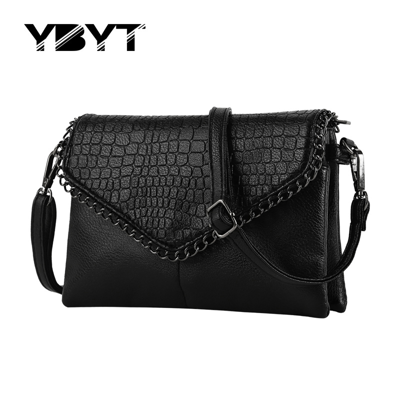Vintage Casual Small Alligator Chains Hotsale Ladies Party Purse Women  Clutch Famous Designer
