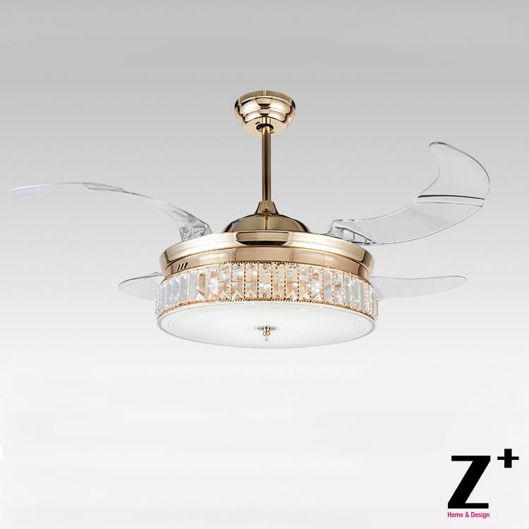 Online Buy Wholesale Ceiling Fan Crystal Chandelier From