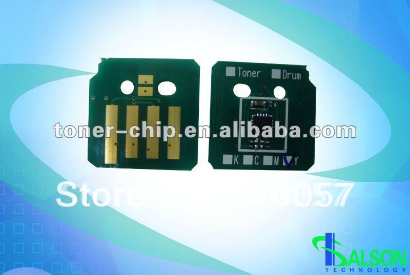 Color Laser Printer chip for Dell 5130 Toner cartridge Chip(China (Mainland))