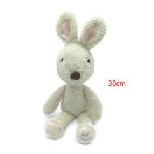 30 cm Roupas de Boneca para o Coelho/Gato/Urso Brinquedos de Pelúcia Vestido de Saia Roupas Acessórios Camisola para 1/6 BJD bonecas Presentes para As Crianças(China)