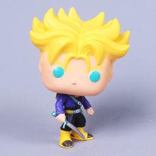 2018 Brinquedo Dragon Ball Son Goku Figura de Ação Anime Super Vegeta Boneca Modelo Coleção Pvc Brinquedos Para As Crianças Presentes de Natal(China)