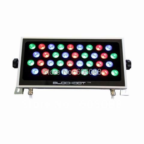 2015 IP65 36w outdoor rgb Edison led wall washer light rgb/w/r/g/b DC24v CE&ROHS ideal for ...